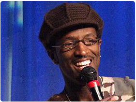 Booking Rickey Smiley