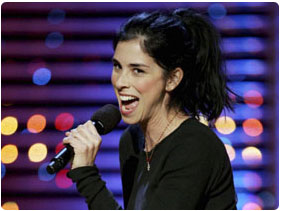 Booking Sarah Silverman