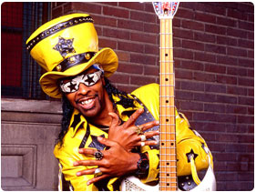 Book Bootsy Collins
