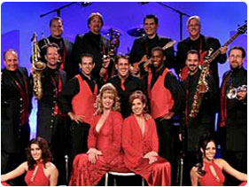 Book Sensation Showband