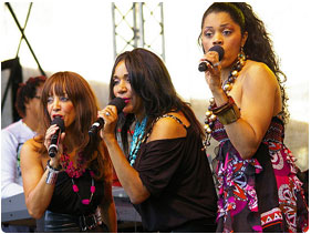 Booking Sister Sledge