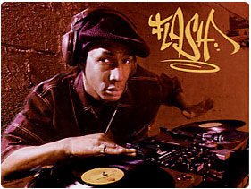 Book Grandmaster Flash