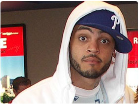 Booking Travie McCoy