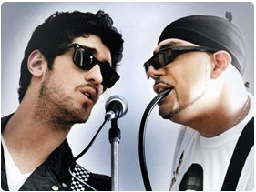 Book Chromeo