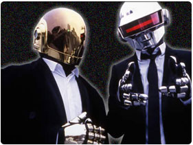 Book Daft Punk