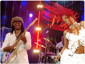 Book Chic featuring Nile Rodgers