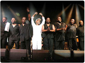 Booking Maze featuring Frankie Beverly