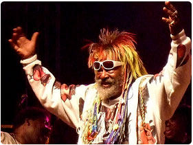 Book George Clinton