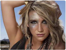 Booking Kesha