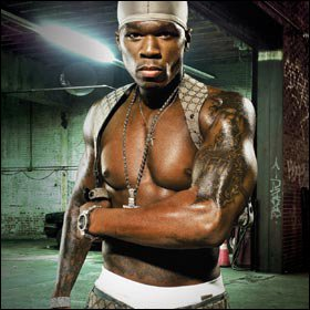 Booking 50 Cent