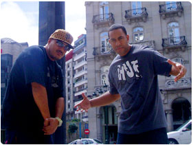 Booking Beatnuts