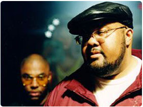 Booking Blackalicious