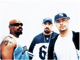 Booking Cypress Hill