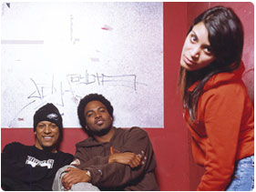 Booking Digable Planets