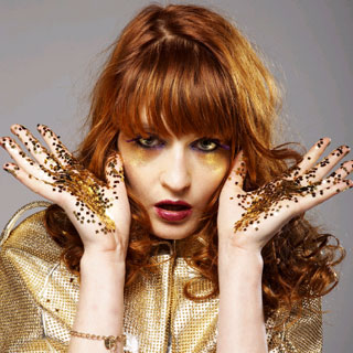 Book Florence Welch