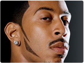 Booking Ludacris