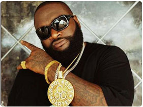 Book Rick Ross