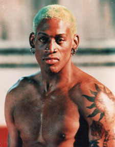 Booking Agent for Dennis Rodman