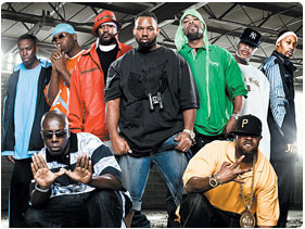 Booking Wu Tang Clan