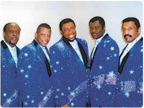 Booking The Temptations