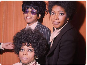Booking Agent for The Supremes starring Mary Wilson