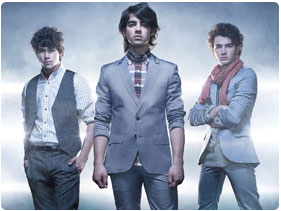 Book Jonas Brothers
