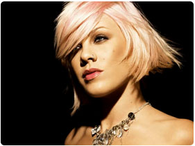 Booking Agent for Pink