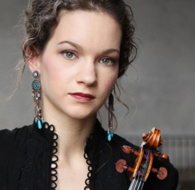book Hilary Hahn