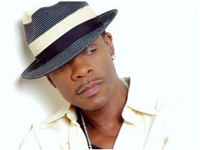 Booking Keith Sweat