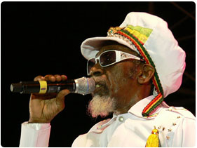 Booking Agent for Bunny Wailer