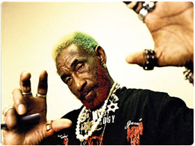 Booking Lee Scratch Perry