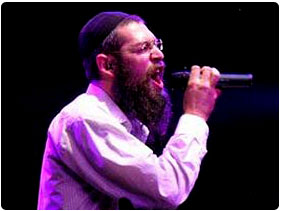 Booking Matisyahu