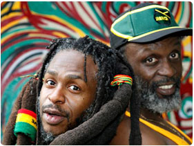 Booking Steel Pulse
