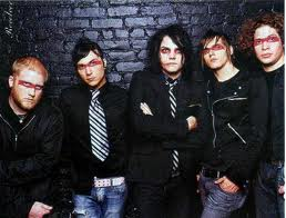 Book My Chemical Romance