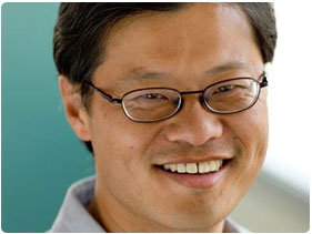 Booking Jerry Yang