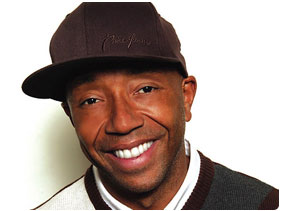 Booking Russell Simmons