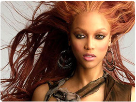 Book Tyra Banks