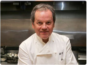 Booking Wolfgang Puck
