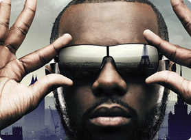 Booking Maitre Gims