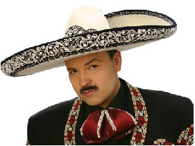 Booking Pepe Aguilar