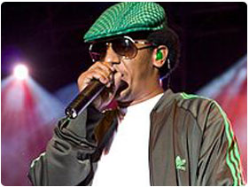 Booking Agent for Tego Calderon