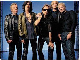 Booking Aerosmith
