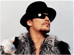 Booking Kid Rock