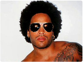 Booking Lenny Kravitz