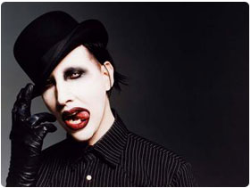 Booking Marilyn Manson