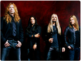 Booking Megadeth