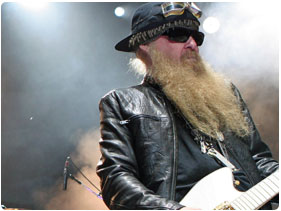 Booking ZZ Top